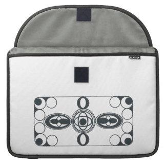 Monochrome Sleeve For MacBooks