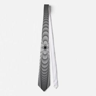 Monochrome Sphere Tie