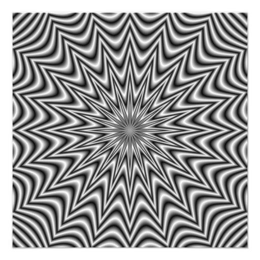 Monochrome Star Photo