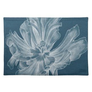 Monochrome Tulip II Placemat