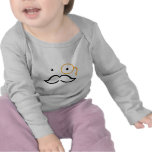 Monocle and Moustache T-shirts