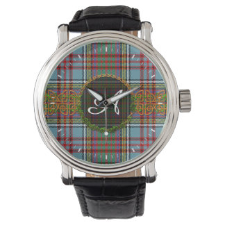 Monogram Anderson Tartan Watch