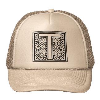 Monogram Trucker Hat