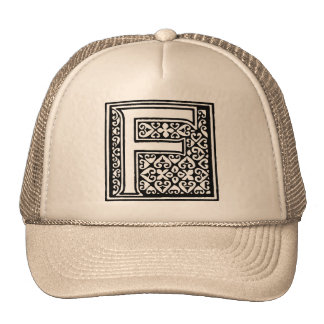 Monogram Mesh Hat