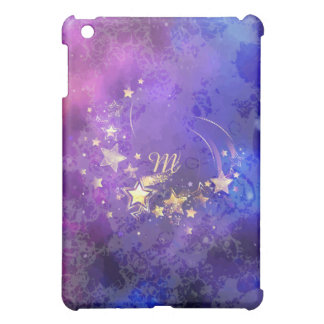 Monogram Celestial Stars Case iPad Mini Cover