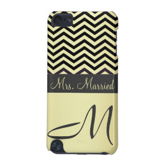 Monogram - Customizable iPod Touch 5G Covers
