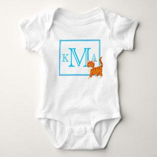 Monogram Cute Kitty Tee Shirts