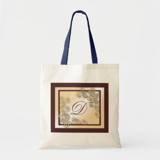 Monogram D Bag