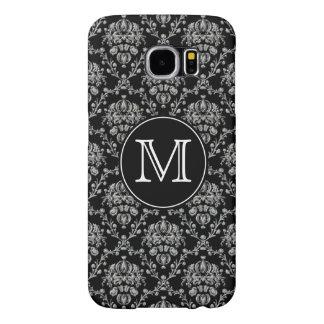 Monogram Damask Samsung Galaxy S6 Cases