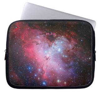 Monogram - Eagle Nebula, Pillars of Creation Laptop Sleeves