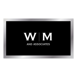 Monogram | Executive Pack Of Standard Business Cards