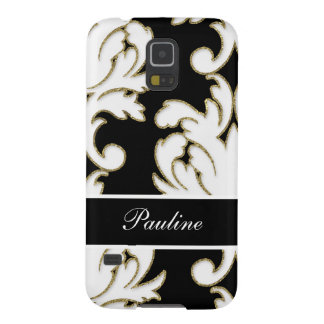 Monogram Galaxy S5 Case Floral