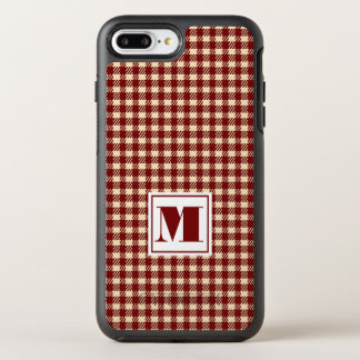 Monogram Gingham OtterBox Symmetry iPhone 8 Plus/7 Plus Case