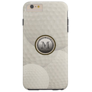 Monogram Golf Ball iPhone 6 Case