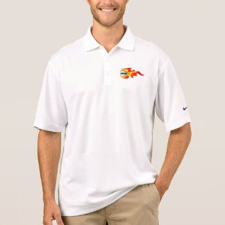 Monogram Golf Fireball Polo