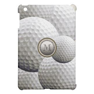 Monogram Golf iPad Mini Case