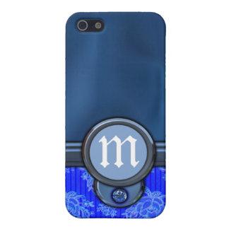 Monogram i iPhone 5 case