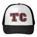 """Monogram Initials """"TC"""""""