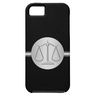 Monogram iPhone 5 Case Attorney