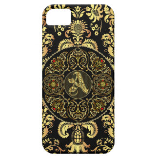 Monogram iphone 5 case for the iPhone 5