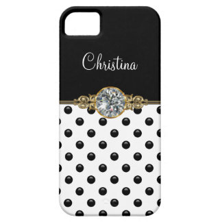 Monogram iPhone 5 Jewel Cases