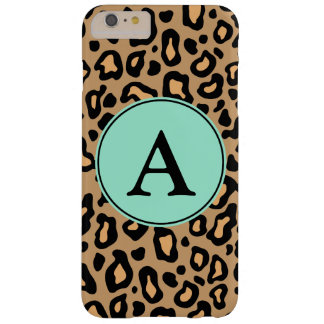 Monogram Leopard iPhone 6 Plus Case