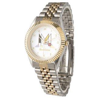 Monogram Madeleine Watch