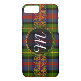 Monogram MacLennan Tartan iPhone 7 Case