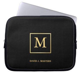 Monogram - Men's Executive Corporate Laptop Skin