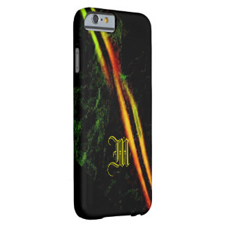 Monogram Mosaic Style iPhone case Barely There iPhone 6 Case