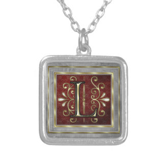 Monogram Necklace-L