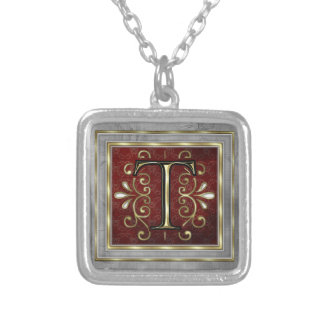 Monogram Necklace-T