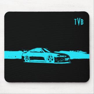 Monogram Nissan Silvia Mouse Pad