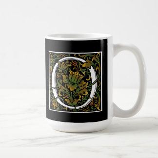 Monogram O Color Mug