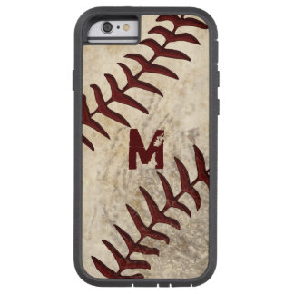 MONOGRAM or Jersey NUMBER Baseball Phone Case
