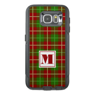 Monogram Plaid OtterBox Samsung Galaxy S6 Case