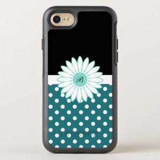 Monogram Polka Dot Ladies Smartphone Case