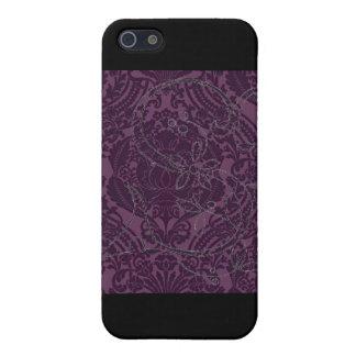 monogram S Cases For iPhone 5