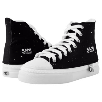 Monogram Series: You The Terran. Funny Gift. High Tops