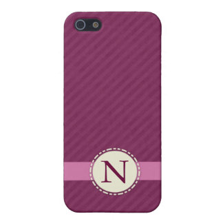 Monogram Speck® Fitted™ Hard Shell Case for iPhone Case For iPhone 5