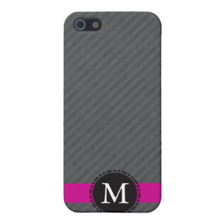Monogram Speck® Fitted™ Hard Shell Case for iPhone iPhone 5/5S Cases