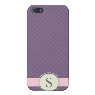 Monogram Speck® Fitted™ Hard Shell Case for iPhone Case For The iPhone 5