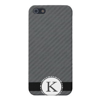 Monogram Speck® Fitted™ Hard Shell Case for iPhone iPhone 5 Cover