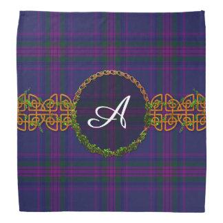 Monogram Spirit Of Scotland Tartan Bandana