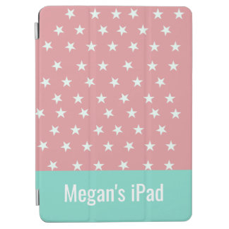 Monogram Star iPad Cover