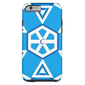 Monogram & Symbols iPhone case Tough iPhone 6 Case