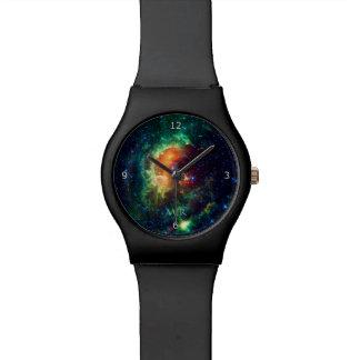Monogram, Tadpole Nebula, Auriga Constellation Watch