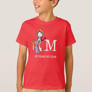 Monogram Tibet Tibetan T-Shirt