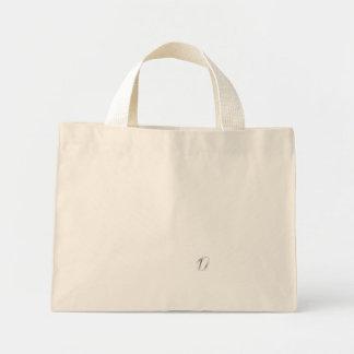 Monogram Tiny Tote Bag