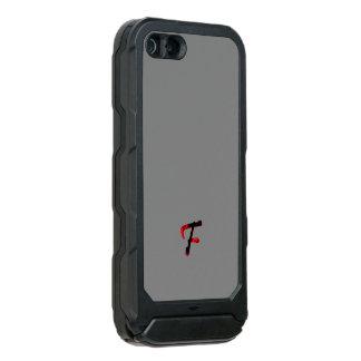 Monogram Ultra Rugged Waterproof iPhone 5 case Incipio ATLAS ID™ iPhone 5 Case